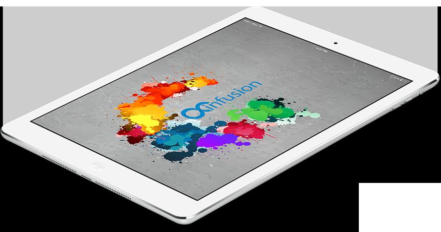 tablet-white